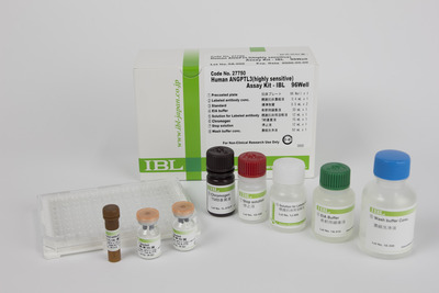 #27750 Human ANGPTL3 (highly sensitive) Assay Kit - IBL