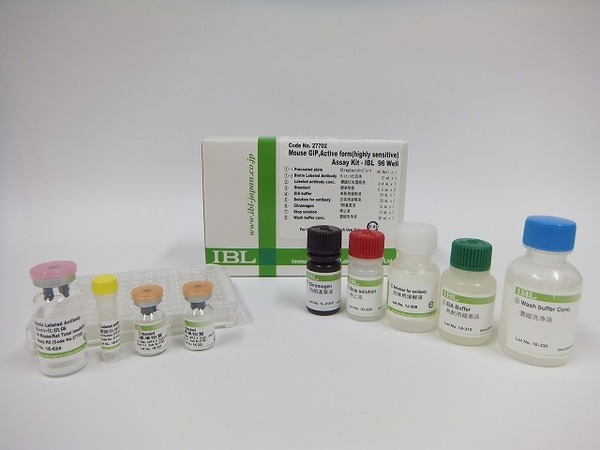 27703 Rat GIP, Total (high sensitivity) ELISA Kit