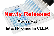Mouse/Rat Intact Proinsulin CLEIA Kit Newly Released!