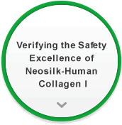 Verifying the Safety Excellence of Neosilk-Human Collagen I
