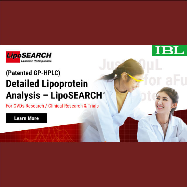 Cutting edge Lipoprotein Analyzing Service