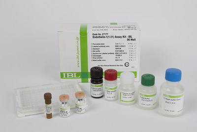 #27177 Endothelin-1 (1-31) Assay Kit - IBL (Product On Request)