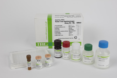 #27412 Human Total Angiotensinogen Assay Kit - IBL