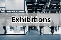 Meet us at exhibition in 2019