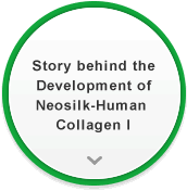 Story behind the Development of Neosilk-Human Collagen I