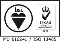 bsi MD 616241 / ISO 13485